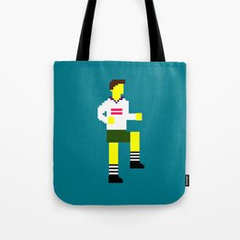 Soccer Mosaic Kit Tote Bag