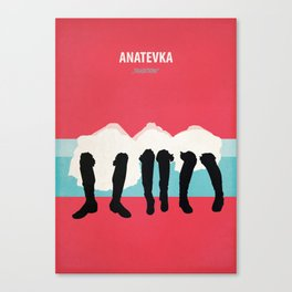 Anatevka Canvas Print