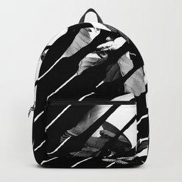 Memory Skull BW Backpack