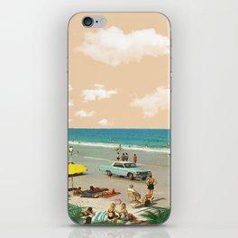 Hidden Paradise iPhone Skin