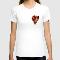 camus T-shirts featuring Welcoming autumn  by Giada Rossi