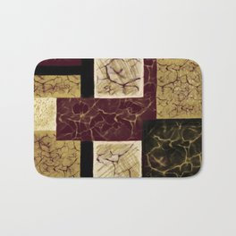 Crackle2 Bath Mat