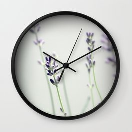 Memories of Provence Wall Clock