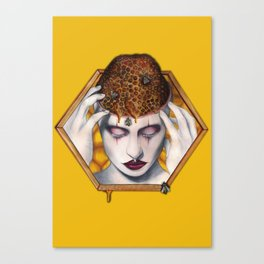 Join The Cult Canvas Print