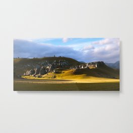 Castle hill 2 Metal Print