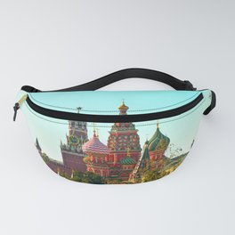 Saint Basil's Cathedral by #Bizzartino Fanny Pack