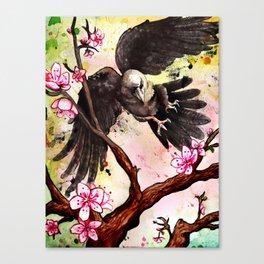 Blossoms 1 Canvas Print