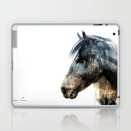 Horse (Into the wild) Laptop & iPad Skin