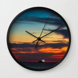 Wait for it ... Wall Clock