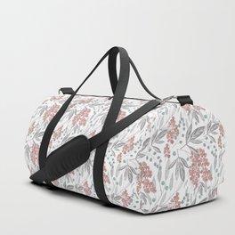 Flower pastel. Duffle Bag