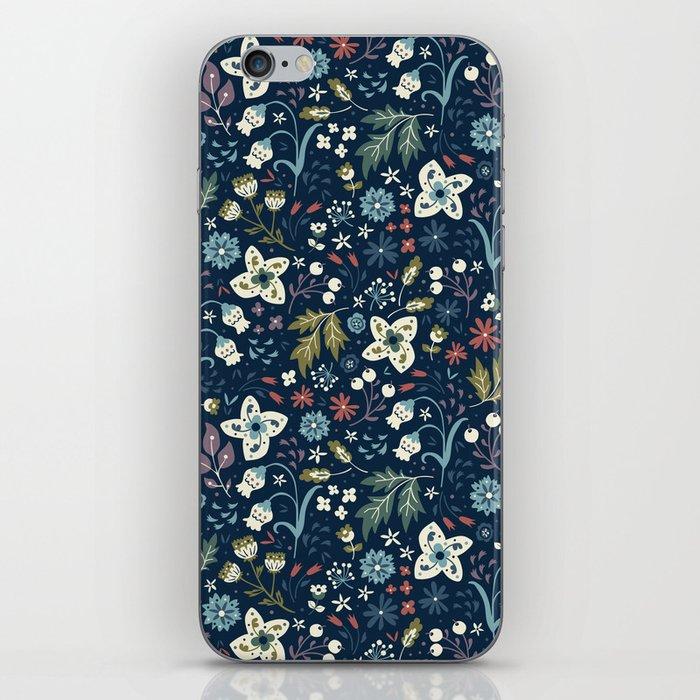 Wild Meadow iPhone Skin