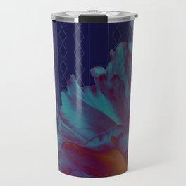 The Carnation Experiment Travel Mug