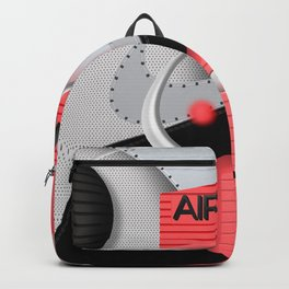Air Max Abstract 90 Sneaker Backpack