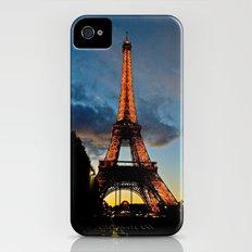 Lighting the Tower Slim Case iPhone (4, 4s)