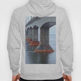 Under the Bridge in PEI Hoody