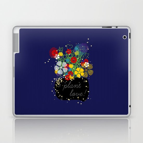 Plant Love! Laptop & iPad Skin