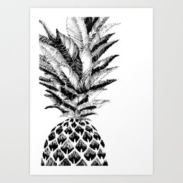 Tropical Sweetness Art Print