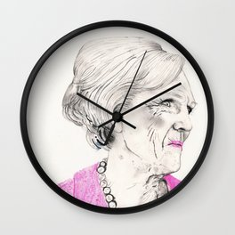 Mary Berry Wall Clock