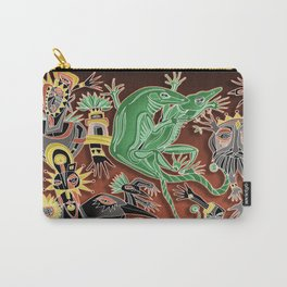 dancing geckos Carry-All Pouch