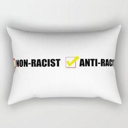 ANTI RACIST Rectangular Pillow