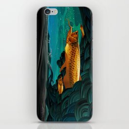 Not lonely planet iPhone Skin