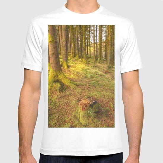 Stump Wood T-shirt
