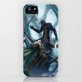 Drizzt iPhone Case