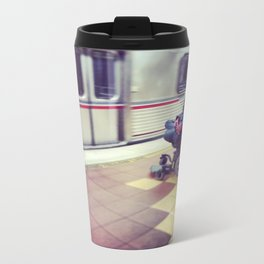 Too far down Travel Mug