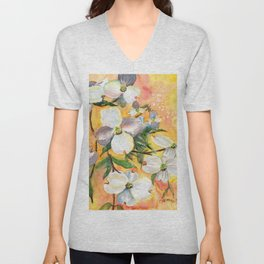 Can You Feel Spring ? Unisex V-Neck