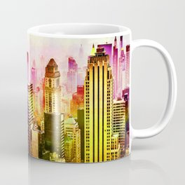 RainBow New York Coffee Mug