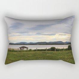 Rosa Sunset  Rectangular Pillow