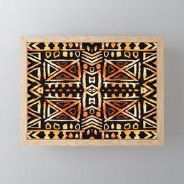 African print Framed Mini Art Print