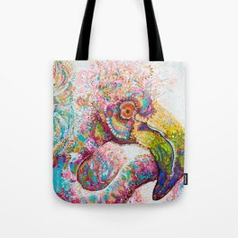 Felicity Flamingo Tote Bag