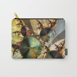 Impractical Flying Machine Carry-All Pouch