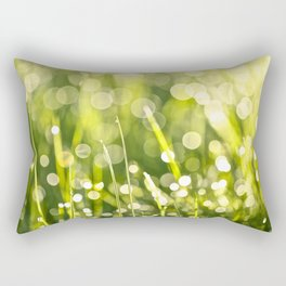 One Summer Morning Rectangular Pillow