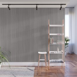 Slate Violet Gray SW9155 Smooth Wood Grain Pattern Wall Mural
