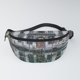 Venice Canal Fanny Pack