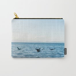 Flying Flock Carry-All Pouch
