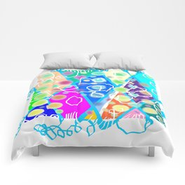 Pop Color 02 Comforters
