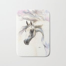 Angelic Horse Bath Mat