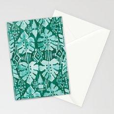 JUNGLE IKAT Stationery Cards