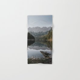 Lake View - Landscape and Nature Photography Hand & Bath Towel
