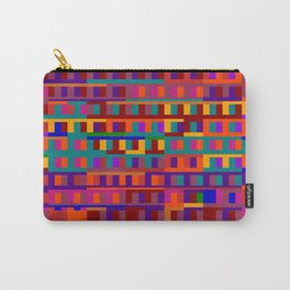Beethoven Moonlight Sonata (Jewel Tones) Carry-All Pouch