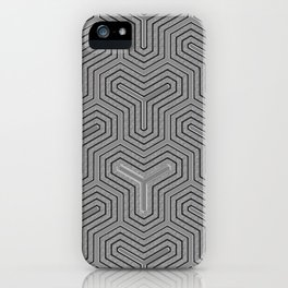 Odd one out Geometric iPhone Case