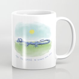 Gabriel the Gecko Coffee Mug