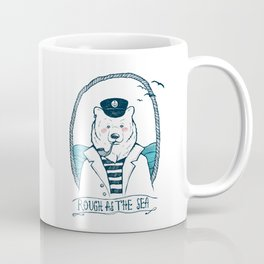 Seabear - Rough at the Sea Coffee Mug