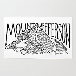 Mount Jefferson Rug