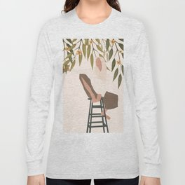 Chill Day Long Sleeve T-shirt