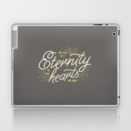 ETERNITY IN HEARTS Laptop & iPad Skin