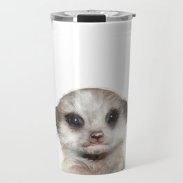 Little Meerkat Travel Mug